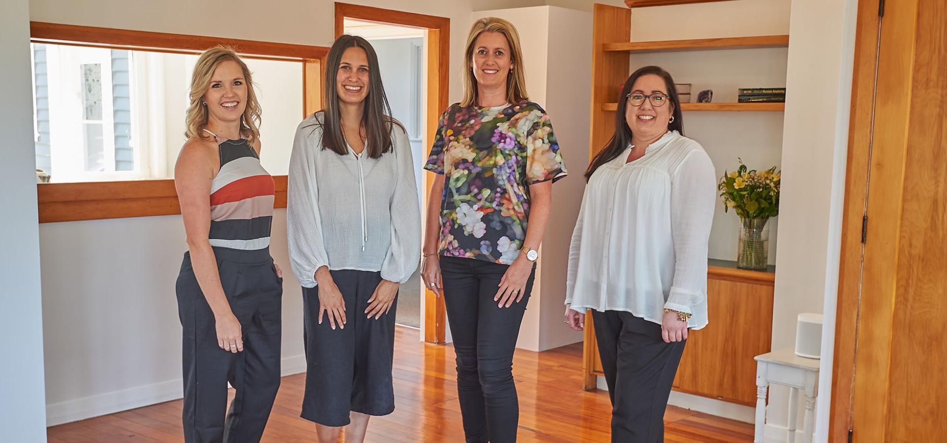 Centered Healths Team